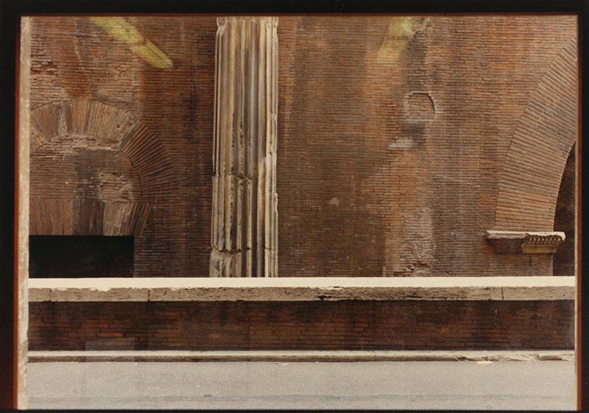 Luigi Ghirri - Roma, Pantheon