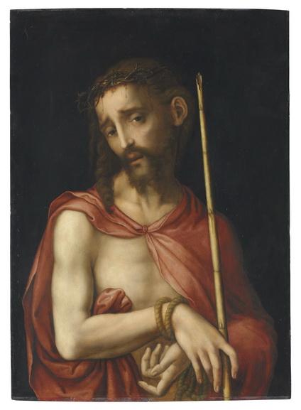 Luis de Morales called El Divino - Ecce Homo