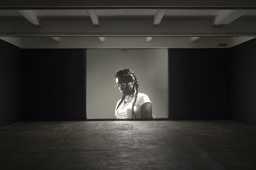 Luke Willis Thomson - autoportrait, 2017