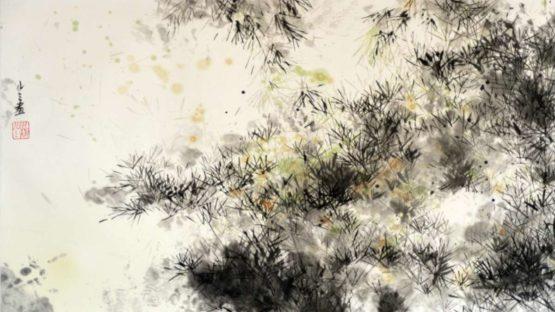 Lumi Mizutani - Mu I, 2010 (detail)