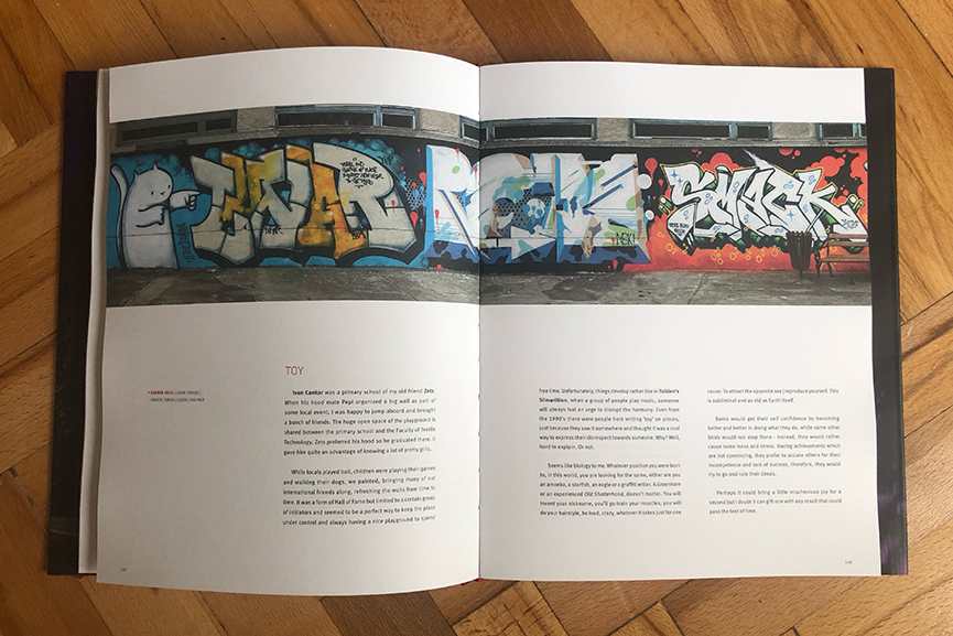 Lunar From Zagreb With Love Book
