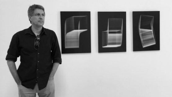 Luuk de Haan - Photo of the artist - Image courtesy of IdeelArt