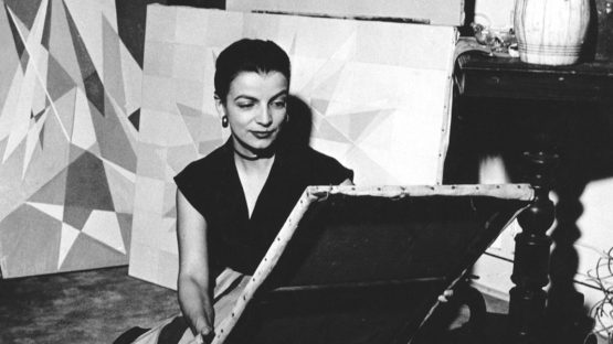 Lygia Clark - Photo of the artist - Image via world use contact