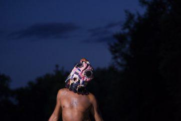 Lyle Ashton Harris's Masquerade Carries On at Salon 94 Bowery