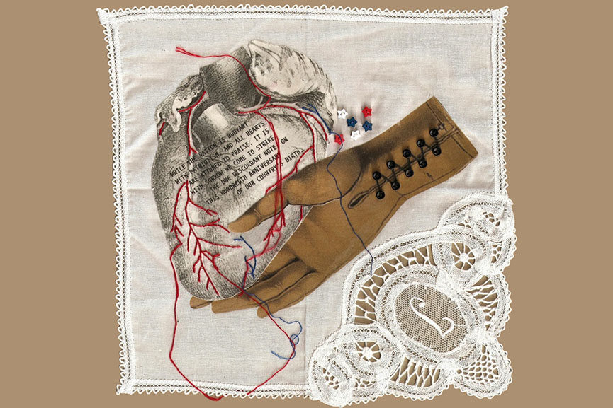 Embroidery Art More And More Common In Contemporary Expression