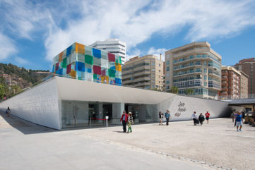 Málaga Centre Pompidou 2015