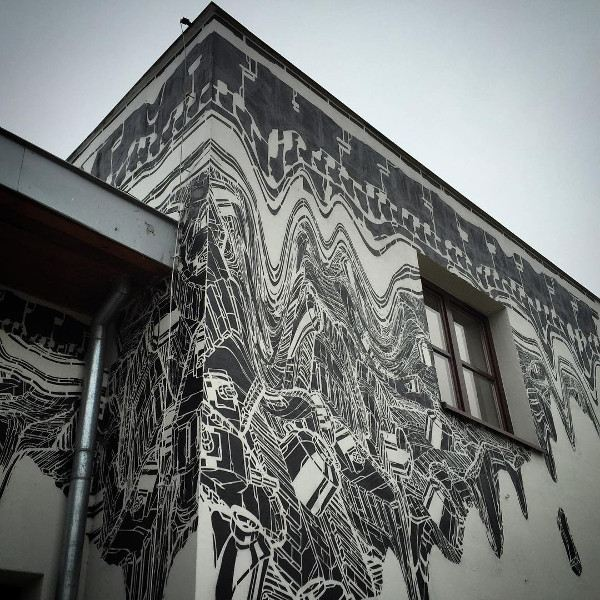 M-City - Polish Sculpture Center, Oronsko 2016 (detail)
