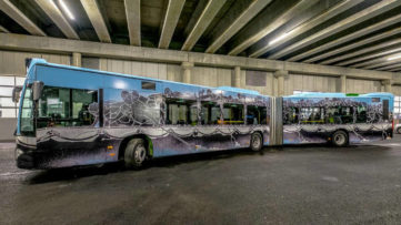 Newest Socially Engaged Bus and Truck Designs