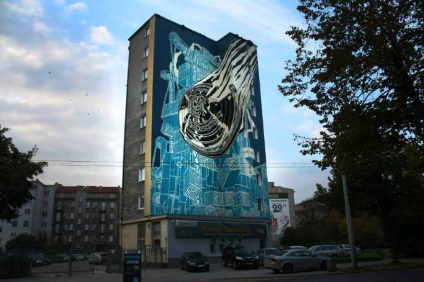 Polish Urban Art