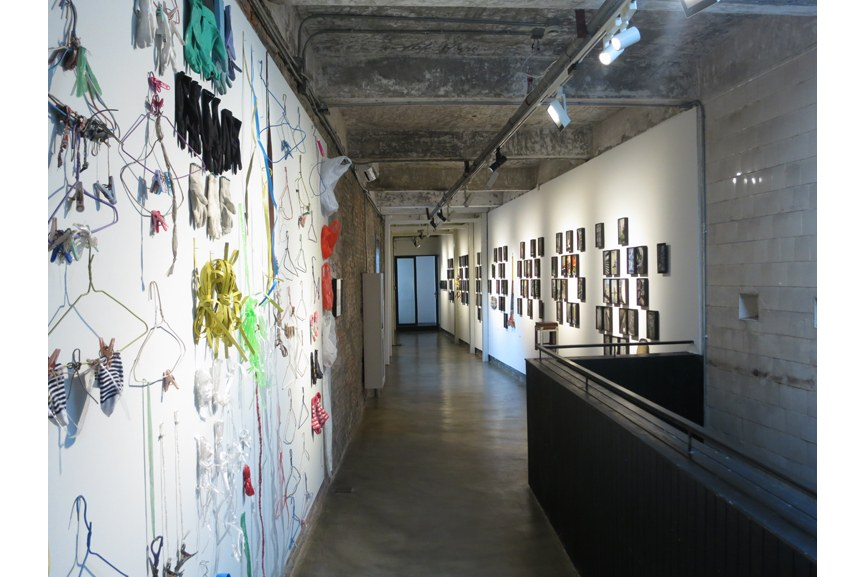 Museum pieces and group shows are featured at M97 that's always in search for new talents