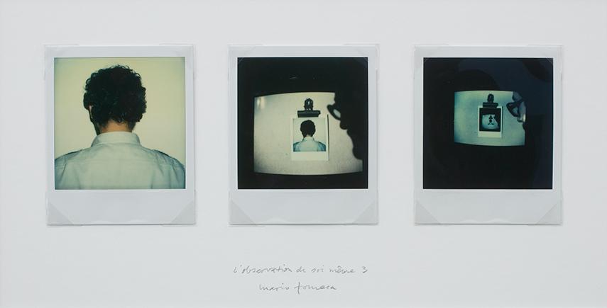 Mario Fonseca - L'observation de soi même 3, 1982/2014