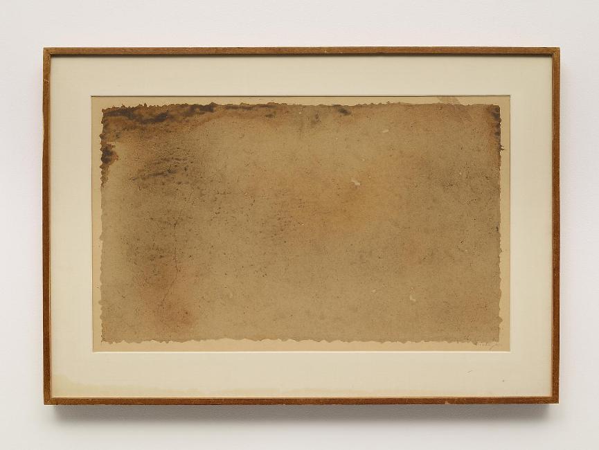 Mark Tobey, Monotype, 1961