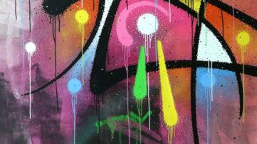 MIST – Artwork from Black Book Tales series – 2015 - detail new