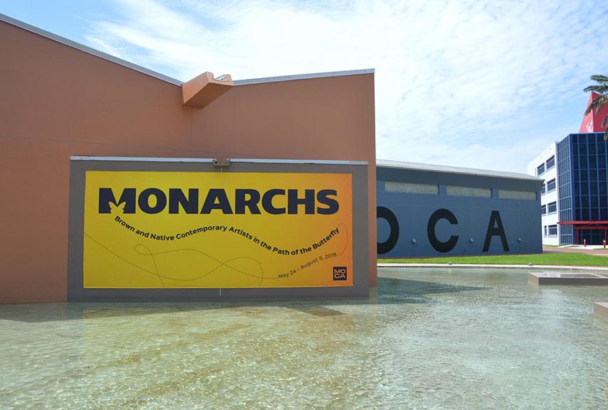 MOCA North Miami Exterior View