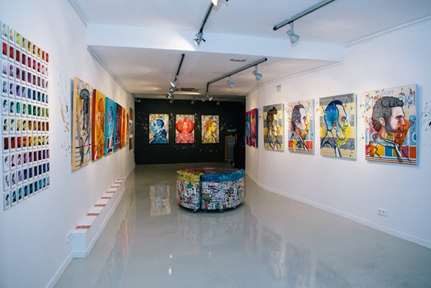 The Montana Gallery