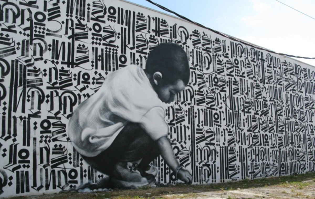 The history of street art widewalls