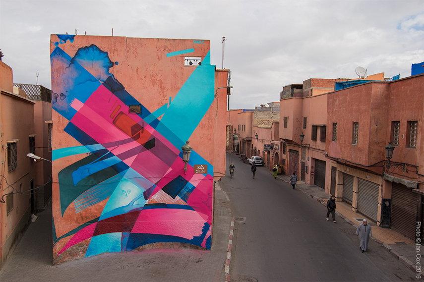 Marrakech Biennale reem fadda marrakech biennale biennale 6 edition marrakech