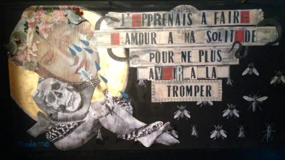 Madame - Untitled piece in Paris - Photo Credits Madame
