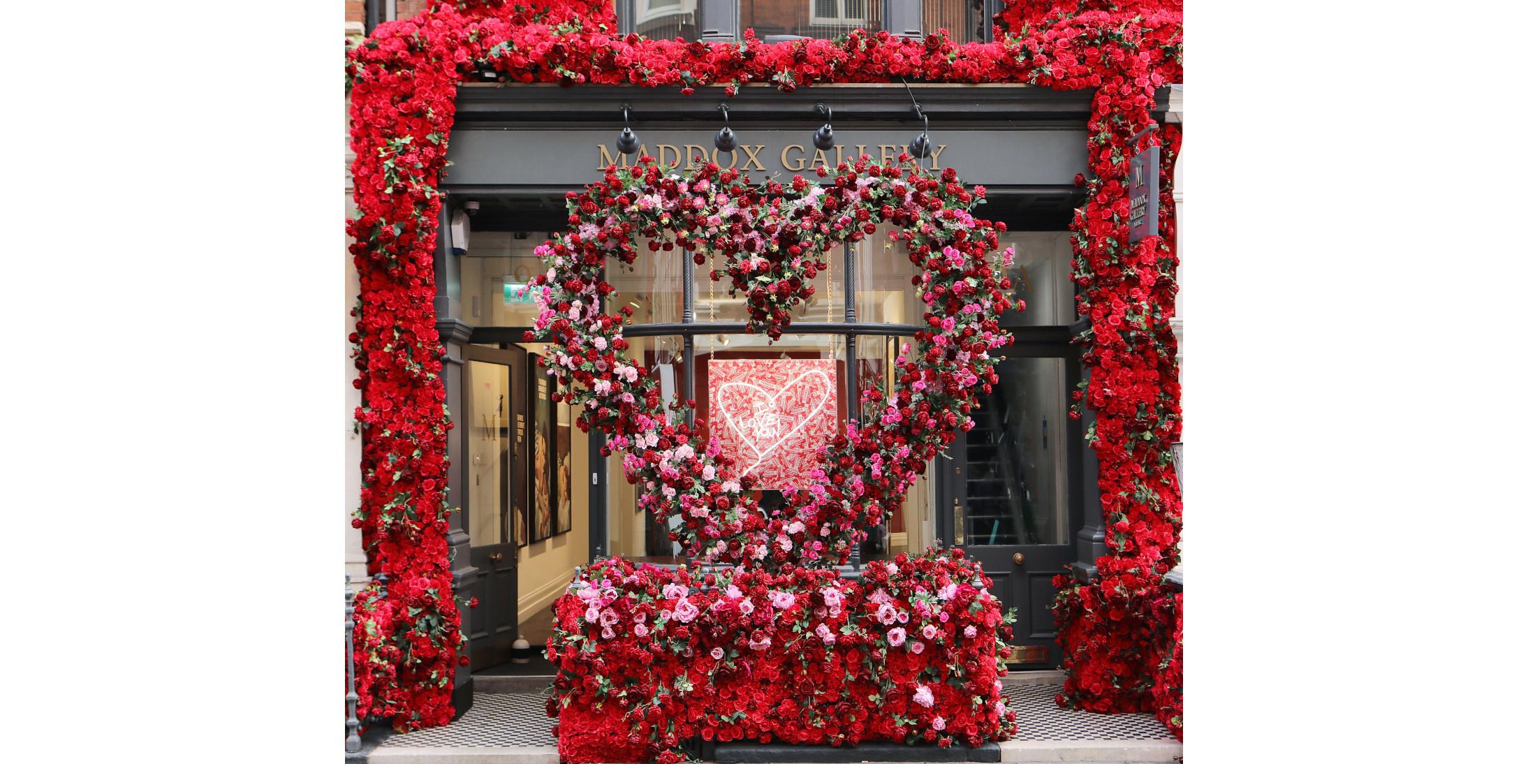 Maddox Gallery Mayfair London