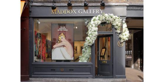 Maddox Gallery Shepherd Market