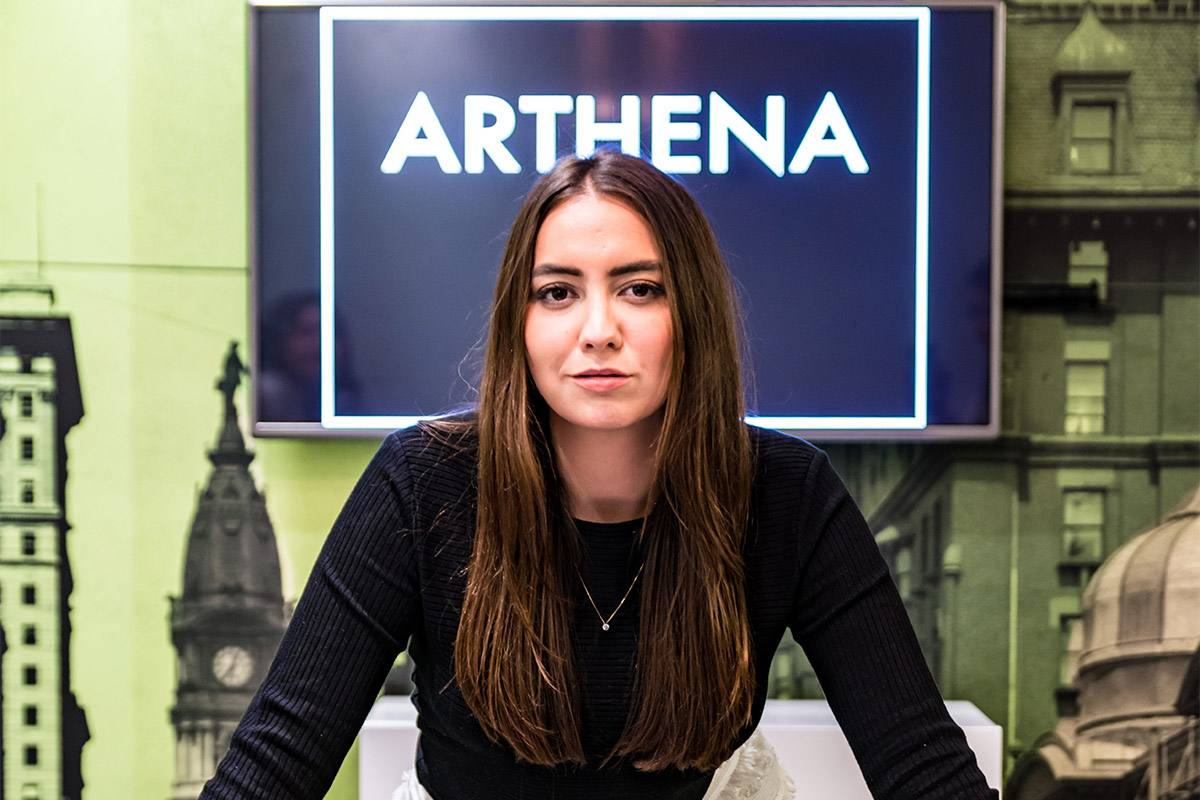 angelpad people team collections capital startup business investors york arthena sign