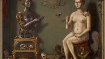 Madeline von Foerster - The Red Thread