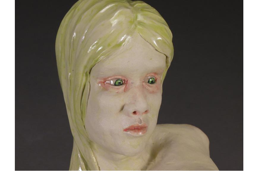 Magda Gluszek - Mermaiding, 2015 - Image via www.missmagdag.com