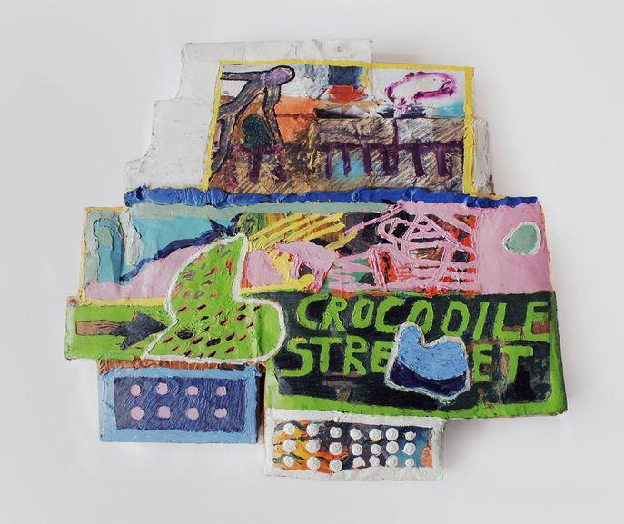 Maia Stefana - Oprea Crocodile Street, 2019