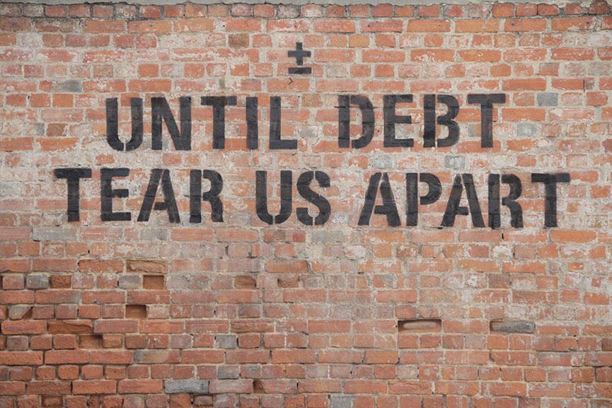 MaisMenos - debt