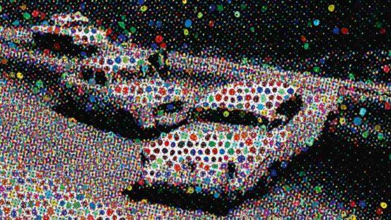 Makoto Saito - Italian Point - Image via sothebyscom
