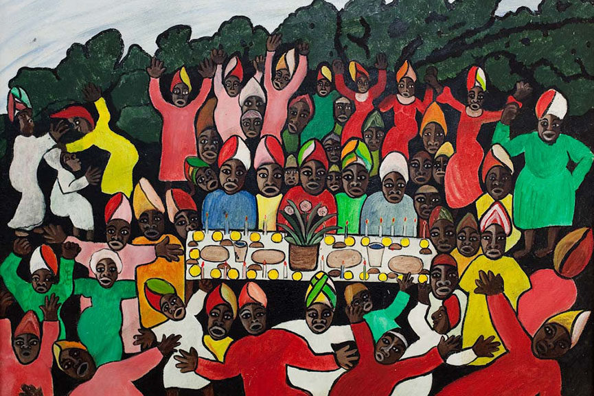 The Colors of Jamaican Art and Spirit of its Artists | Widewalls