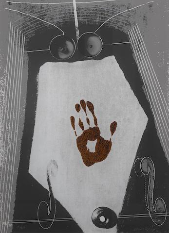 Man Ray-Autoportrait-1970