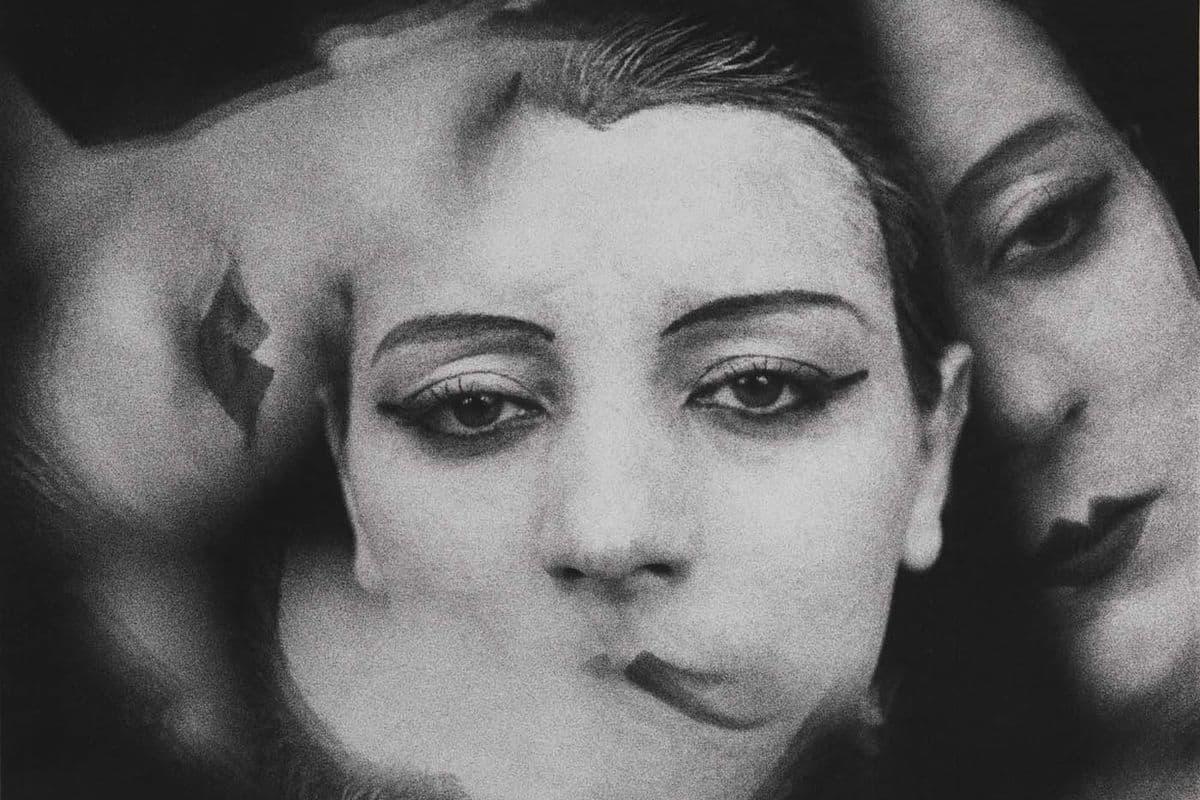 Man Ray - Kiki de Montparnasse, 1926
