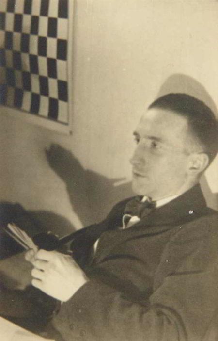 Man Ray-Marcel Duchamp-1921