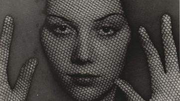 Man Ray - The Veil, 1930 (detail)
