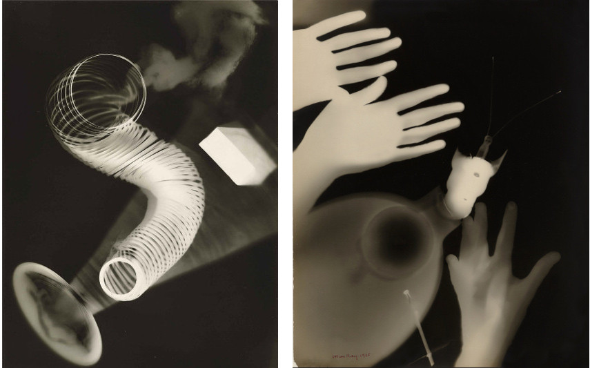 Man Ray created some of the most famous photograms ever produced. Contact the gallery to see available Man Ray photogram works aka Rayographs
