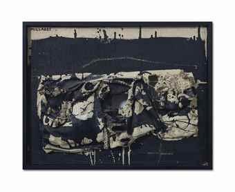 Manolo Millares-Cuadro 1960-1960