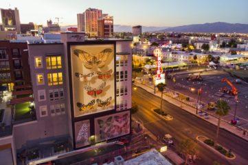 Justkids Curates 6 New Murals in Las Vegas