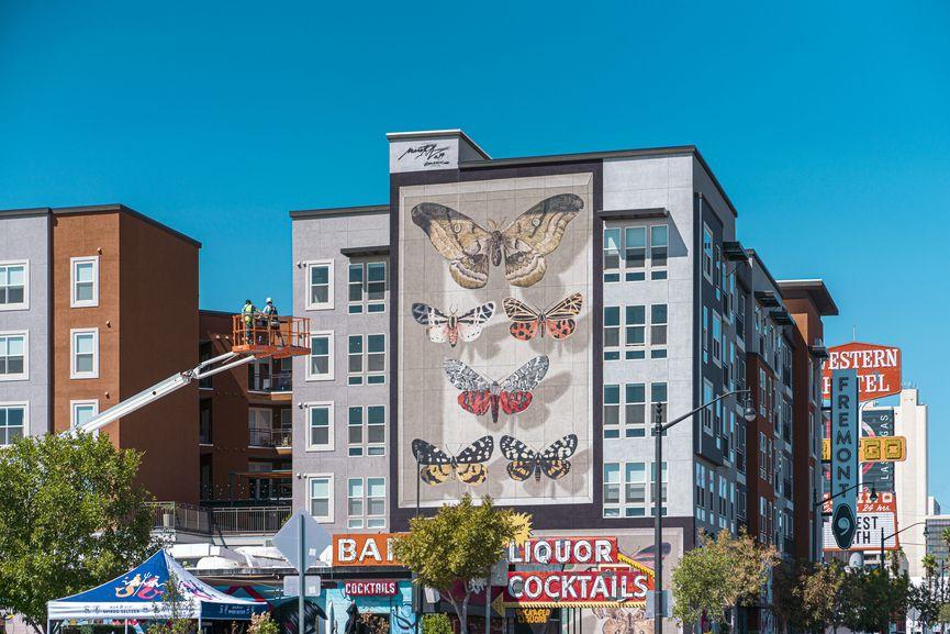 Mantra Mural
