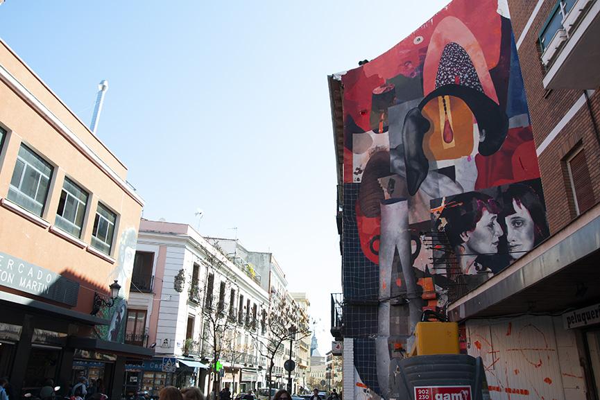Marat Morik Urvanity Art Mural 2019