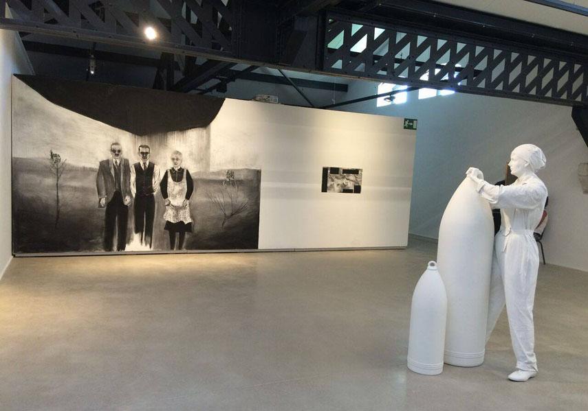 Marc Bauer Exhibition in Arles