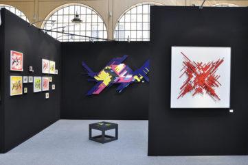 Going In-Depth - Marc C. Woehr at Urban Art Fair 2017