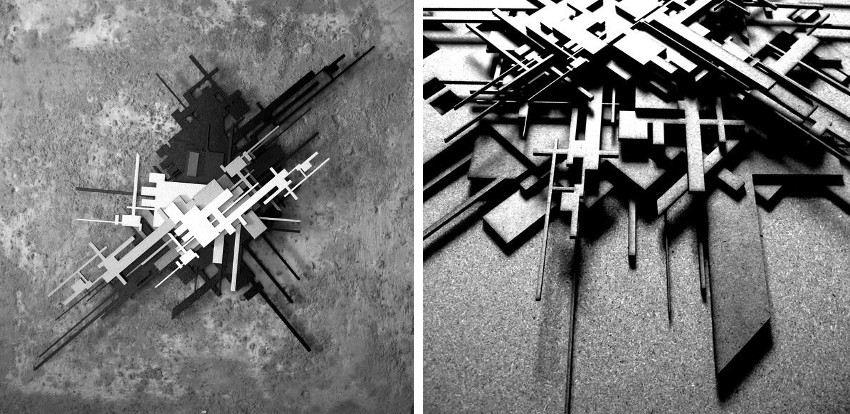 Marc C. Woehr - Untitled #2 - Untitled #3 (detail)