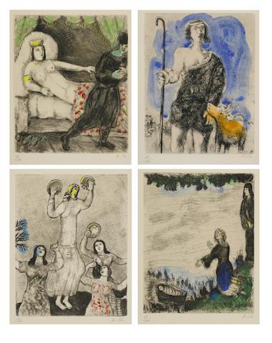Marc Chagall-La Bible-1939