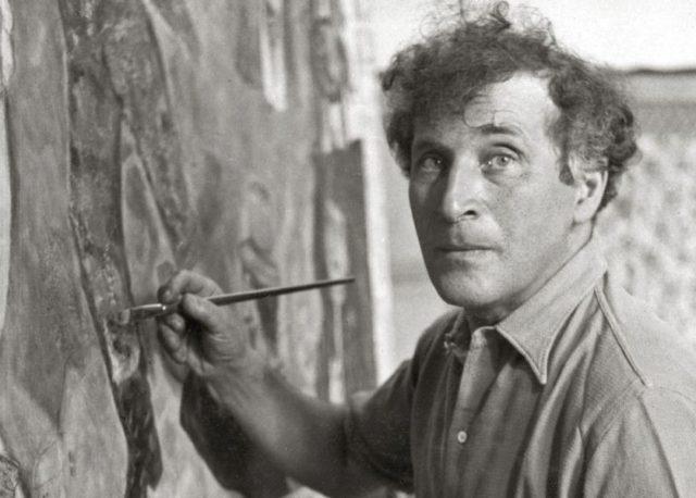 Marc Chagall, artist, photo credits - Drawing Academy