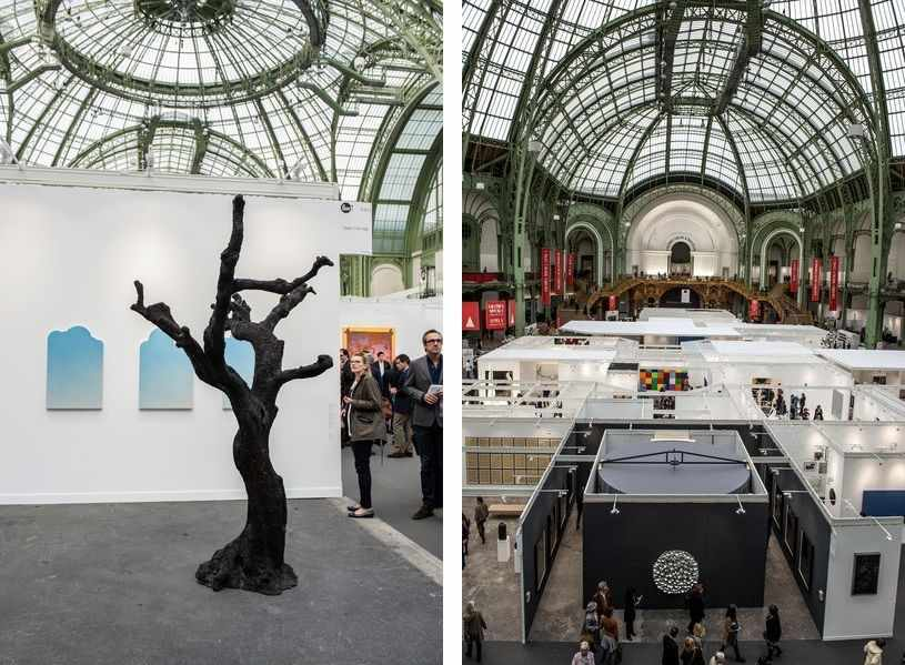 Foire Internationale d'Art Contemporain 2015