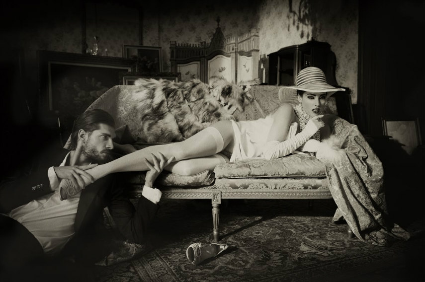 Marc Lagrange - Lust photographer home new brussels in 2016