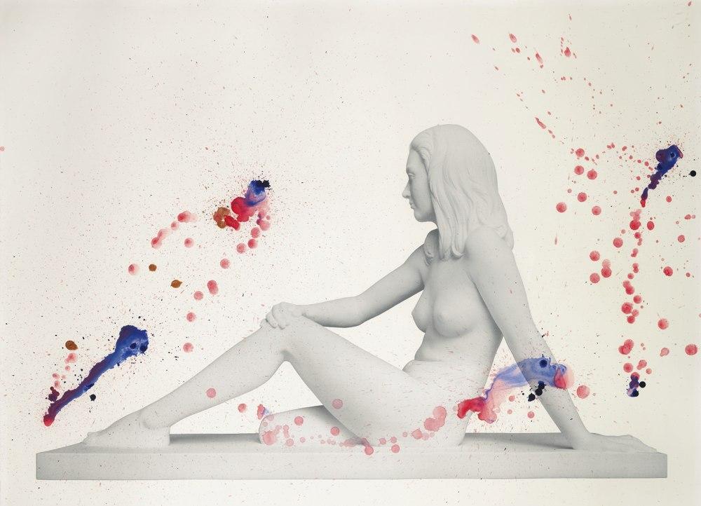 Marc Quinn-Marble 08-2000