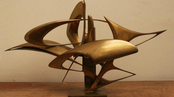 Marcel Arnould - Sculpture S 29, 1964 - image via gonze.org