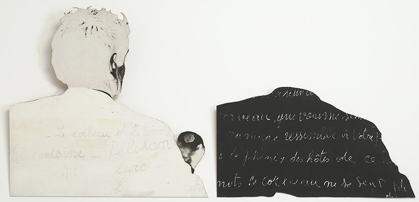 marcel broodthaers film work conceptual moderne musée